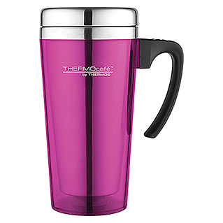 Thermos Thermo-Trinkbecher (0,4 l, Farbe: Pink)