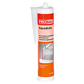 AQUADICHT           TRANSPARENT   310ml PROBAU
