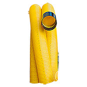 DRAINAGE PVC   DN100GELOCHT         10m-ROLLE