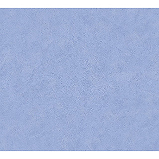 AS Creation Boys And Girls 6 Papiertapete I (Blau, Uni, 10,05 x 0,53 m)