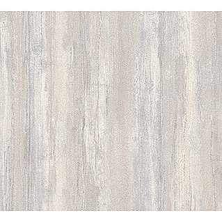AS Creation Il Decoro Vliestapete (Taupe, Holzoptik, 10,05 x 0,53 m)