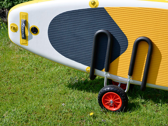 Transportwagen für SUP-Boards