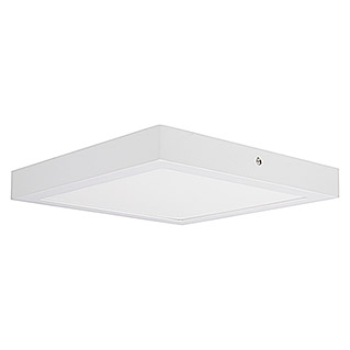 Panel LED Ados-Q (18 W, Blanco, L x An x Al: 22,5 x 22,5 x 3,5 cm)
