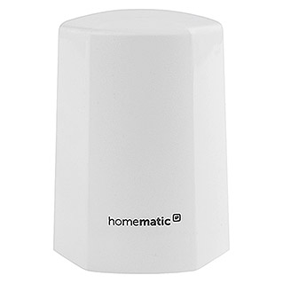 Homematic IP Funk-Temperatursensor (Weiß, 5,9 x 8,2 x 4,1 cm, Batteriebetrieben, IP44)