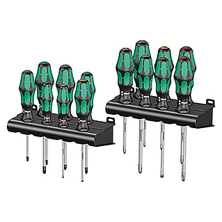 Wera Schraubendreher-Set Kraftform Big Pack 300 (14-tlg.)