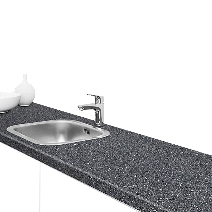 APL 365X60X3,8cm    BLACKGRANITE3344    RESOPAL
