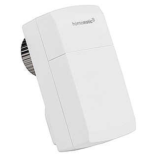 Homematic IP Funk-Heizkörperthermostat (Passend für: Homematic IP System, 4,8 x 5,1 x 9,8 cm)