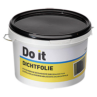 Do it Dichtfolie  (3 kg, Lösemittelfrei)