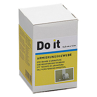 ARMIERUNGSGEWEBE    12,5cm x 12m        DO IT