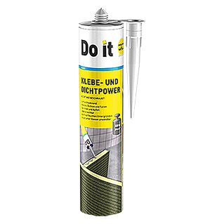 Do it Klebe- und Dichtmasse Dichtpower (470 g)