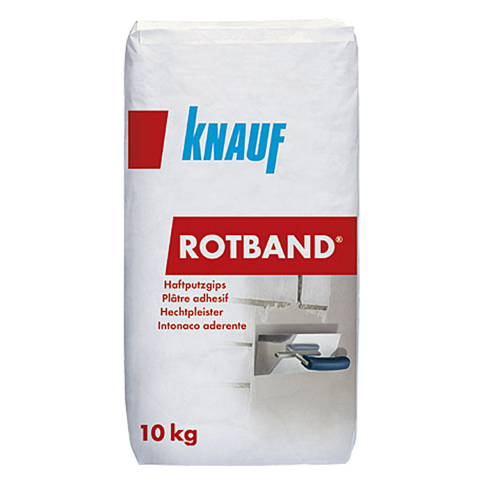 knauf rotband haftputzgips 10 kg bauhaus. Black Bedroom Furniture Sets. Home Design Ideas