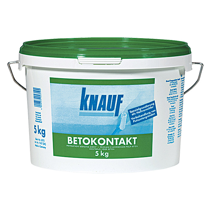 knauf betonkontakt 5 kg l semittelfrei bauhaus. Black Bedroom Furniture Sets. Home Design Ideas