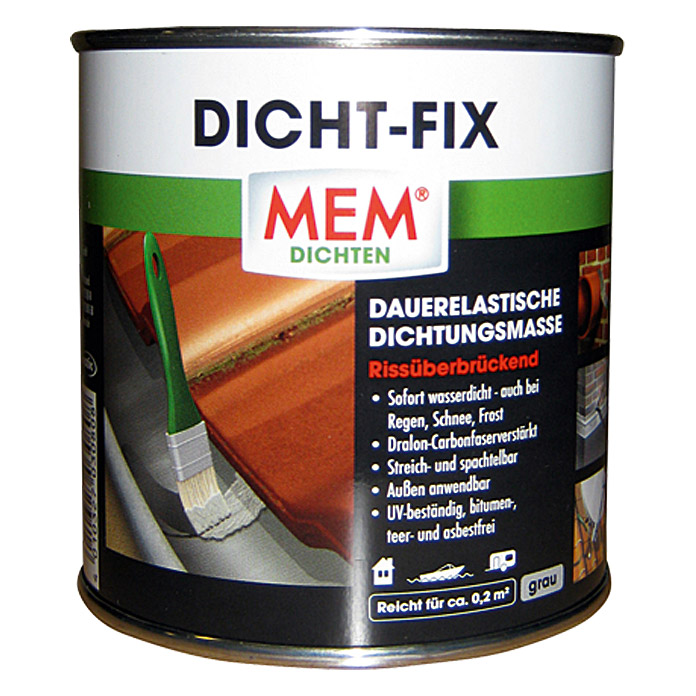 MEM Dicht-Fix (375 ml, Bitumenfrei)