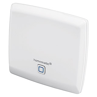 Homematic IP Steuerzentrale Access Point (Weiß, 11,8 x 10,4 x 2,6 cm, Funkfrequenz: 868,3 MHz/869,525 MHz)