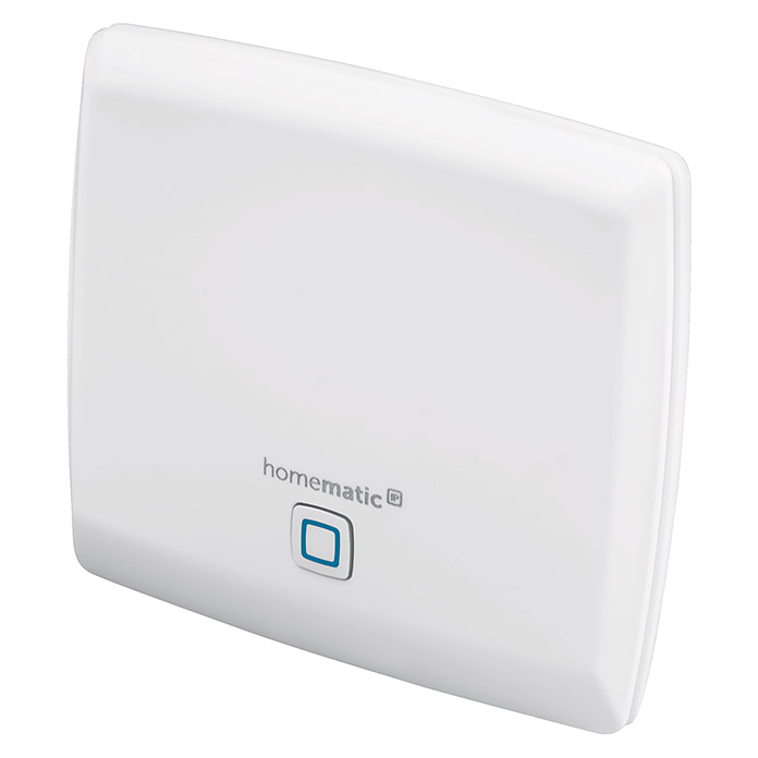Homematic IP Starter-Set Wassermelder (1 x Wassermelder, 1 x Access Point, 1 x Alarmsirene, 5 x Batterie, Montagematerial, Bedienungsanleitungen)