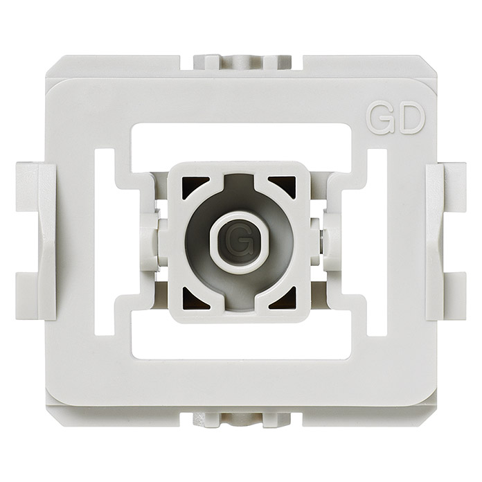 Homematic IP Adapter Gira GS (Unterputz, Passend für: Gira GS)