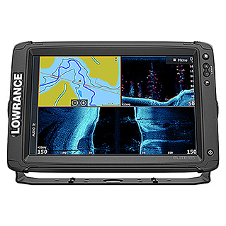 Lowrance Fishfinder & GPS-Kartenplotter Elite-12 Ti 2  (Geber: Active Imaging 3-in-1-Geber, Bildschirmtyp: 12″/305 mm Solar Max Display)