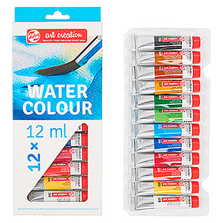Talens Art Creation Set de acuarelas (12 x 12 ml)