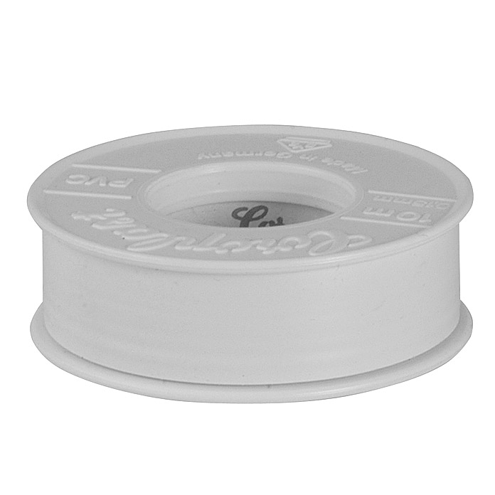 PVC-ISOLIERBAND 10m 0,15X15mm  WEISS