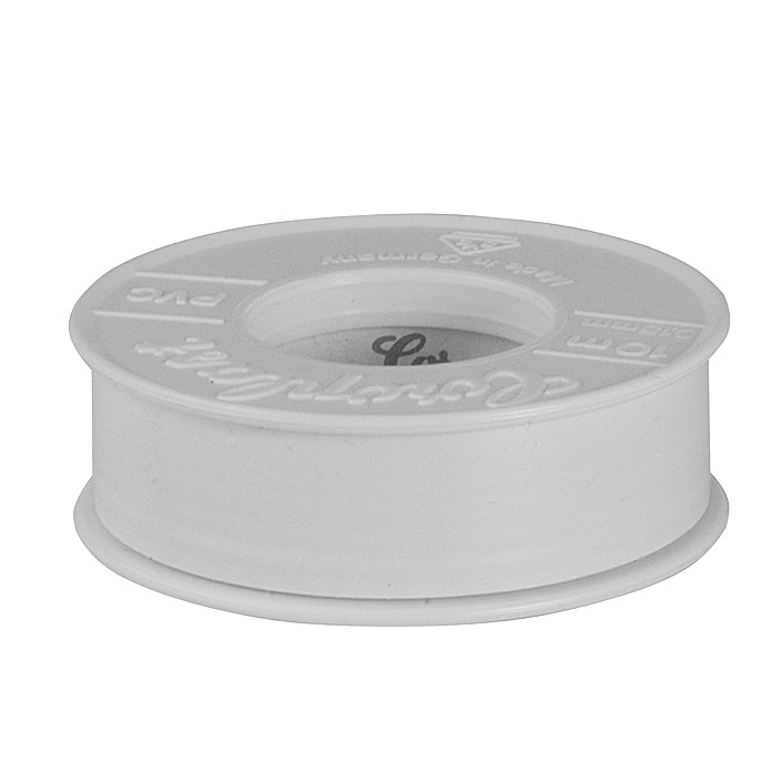 PVC-ISOLIERBAND 10m 0,15X25mm  WEISS