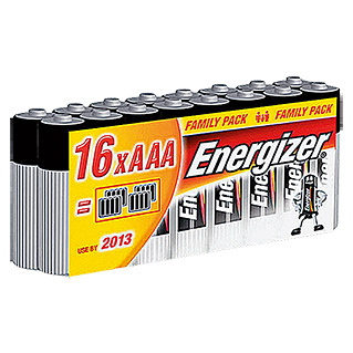 Energizer Batterie Classic (Micro AAA, 1,5 V, 16 Stk.)