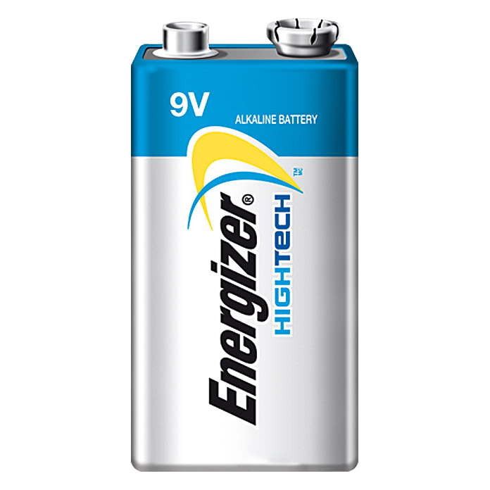 Energizer Batterie HighTech (9 V Block, 1 Stk.)
