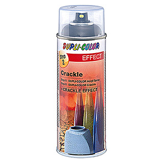 Dupli-Color Spezialspray Crackle (Schwarz, Krakeliereffekt, 400 ml)