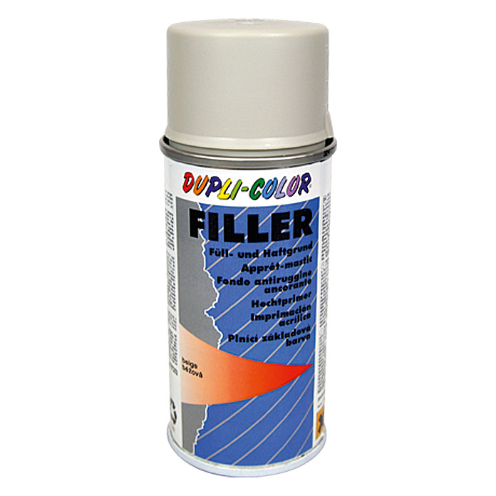 Dupli-Color Füll- und Haftgrundspray FILLER (Beige, 150 ml)