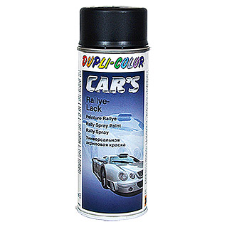Dupli-Color Lackspray CAR'S Rallye (Schwarz, Seidenmatt, 400 ml)
