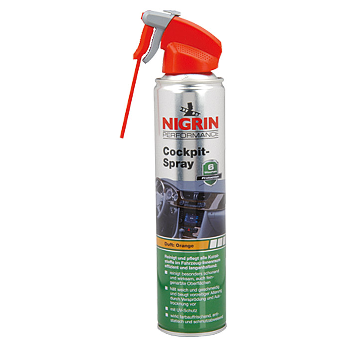 Nigrin Performance Cockpit-Spray