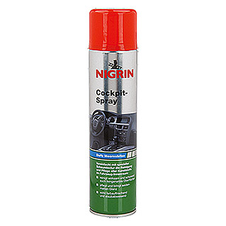 Nigrin Cockpit-Spray  (400 ml, Meeresbrise)