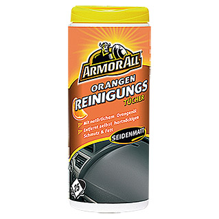 ARMOR ALL ORANGEN   REINIGUNGSTUECHER   ARMOR ALL