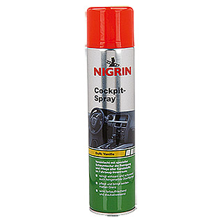 Nigrin Cockpit-Spray (400 ml, Vanille)