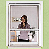 IS-ROLLO-FENSTER 07 130X160cm BRAUN