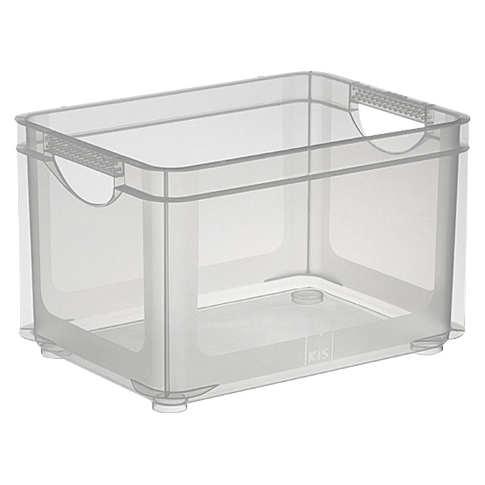 KIS Kombi-Box (28 x 39 x 24 cm, 20 l, Transparent)