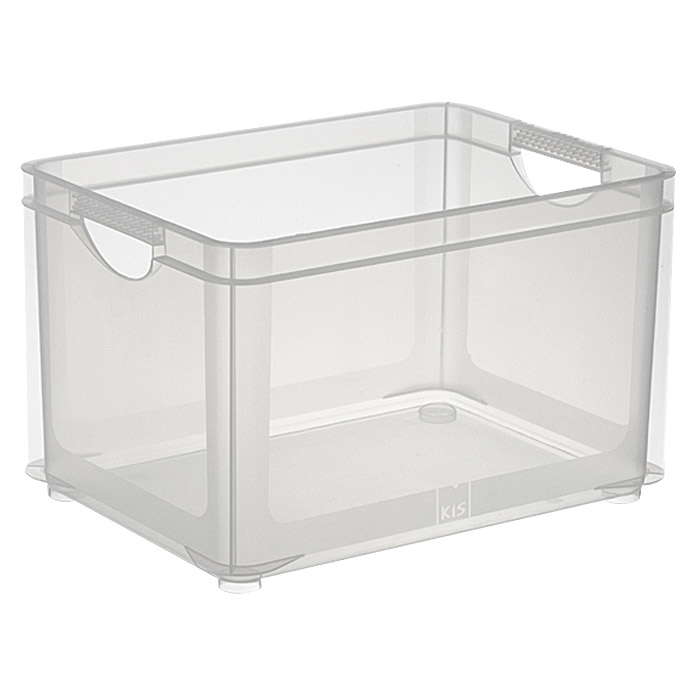 COMBI BOX 30 l      TRANSPARENT/WEISS