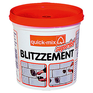 Quick-Mix Blitzzement (1 kg, Chromatarm)