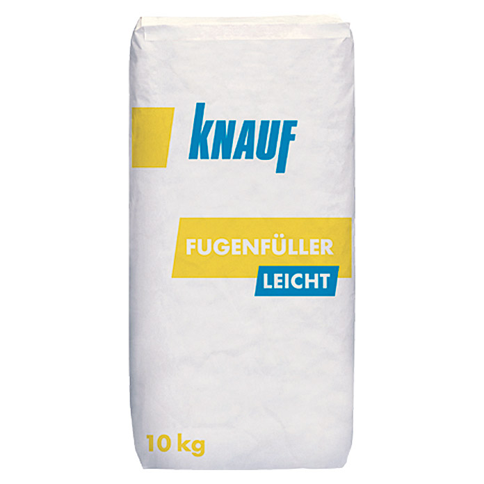 knauf fugenf ller leicht 10 kg 5572 trockenausbau chemie fadd trockenausbau fad. Black Bedroom Furniture Sets. Home Design Ideas