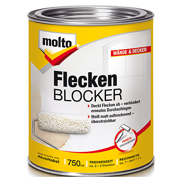 FLECKEN BLOCKER     750 ml              MOLTO