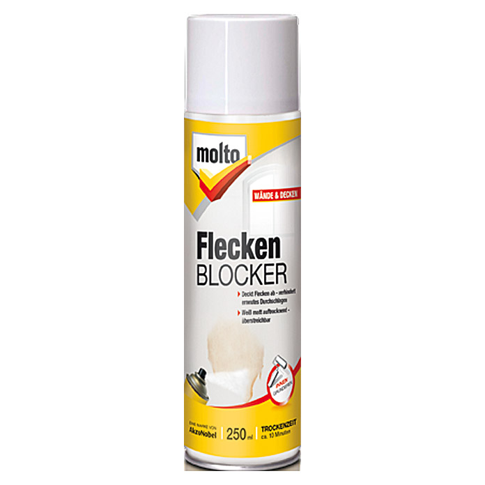 FLECKEN BLOCKER     250 ml SPRAY        MOLTO
