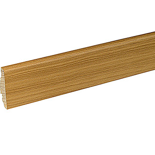Profiles and more Furnierleiste SU60L Eiche Esprit (2,5 m x 19 mm x 58 mm, Gerade)