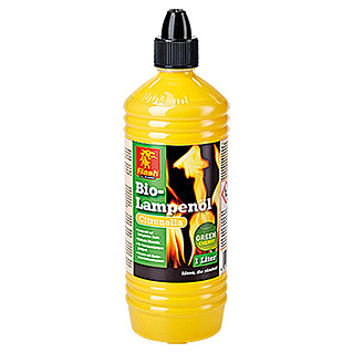 Flash Bio Lampenöl Citronella (1.000 ml)