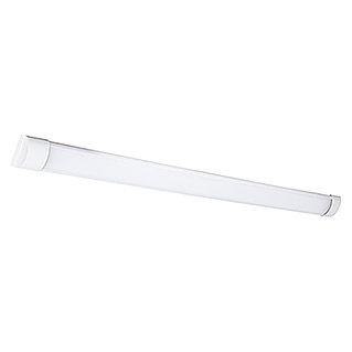 Artesolar Regleta estanca LED Estal (1 luz, 21 W, L x Al: 60 x 2,8 cm, Color de luz: Blanco, IP65)