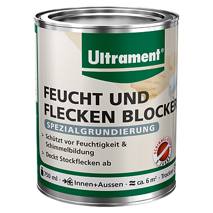 FEUCHT + FLECKEN    BLOCKER 750 ml      ULTRAMENT