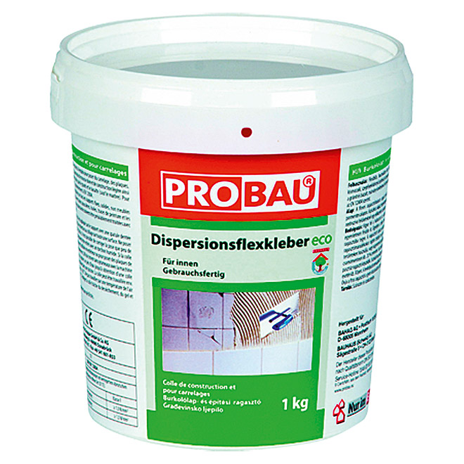 Probau eco Dispersionsflexkleber  (1 kg)