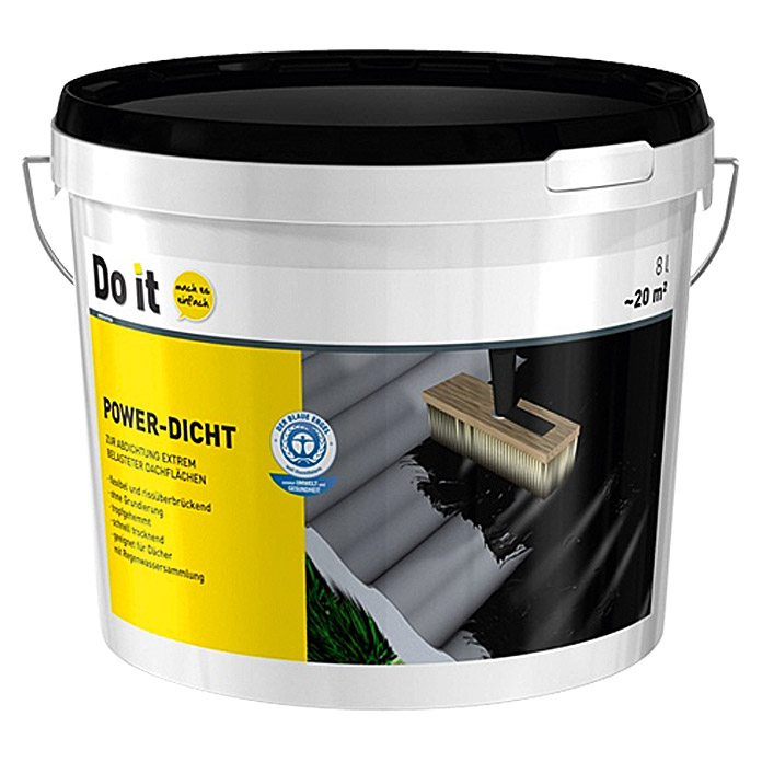 POWER-DICHT         POLYMER-BITUMEN 5l  DO IT