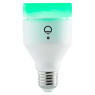 LIFX LED-Leuchtmittel Multicolor Infrarot (1 Stk., E27, 11 W, RGBW, Dimmbar)