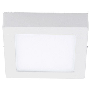 Tween Light LED-Spot Tinus (10,95 W, 170 x 170 mm, Warmweiß, Metallguss, Energieeffizienzklasse: A+)