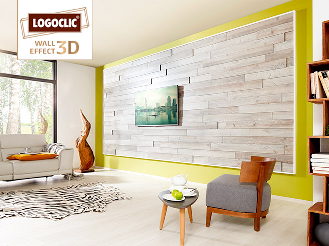 3D Wall Effect von LOGOCLIC