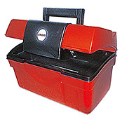 TOOLBOX 26-59 ROT/SCHWARZ 660X280X320mm WISENT